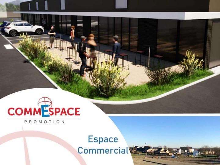 A Trémuson, les travaux du nouvel espace commercial ont démarré et tous les locaux sont déjà réservés !