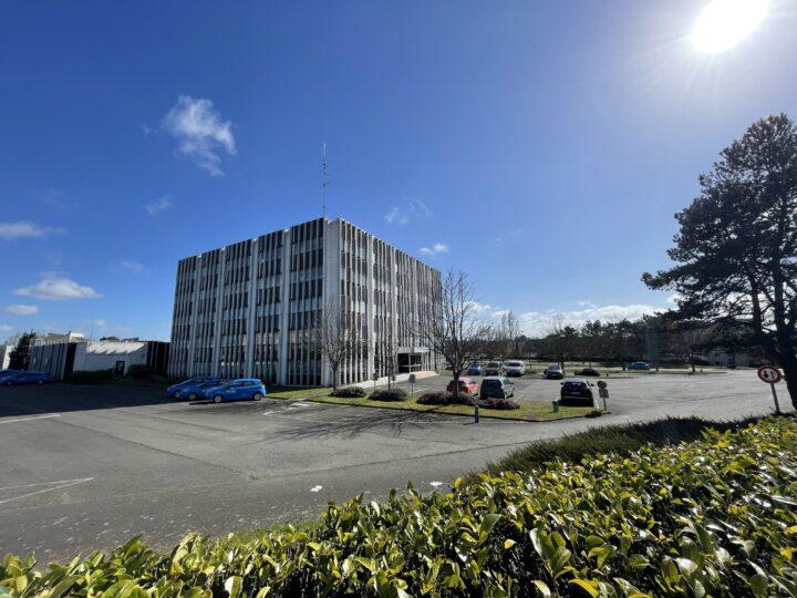 Commespace fait l'acquisition du site occupé par la Direction Départementale d'Enedis à Saint-Brieuc