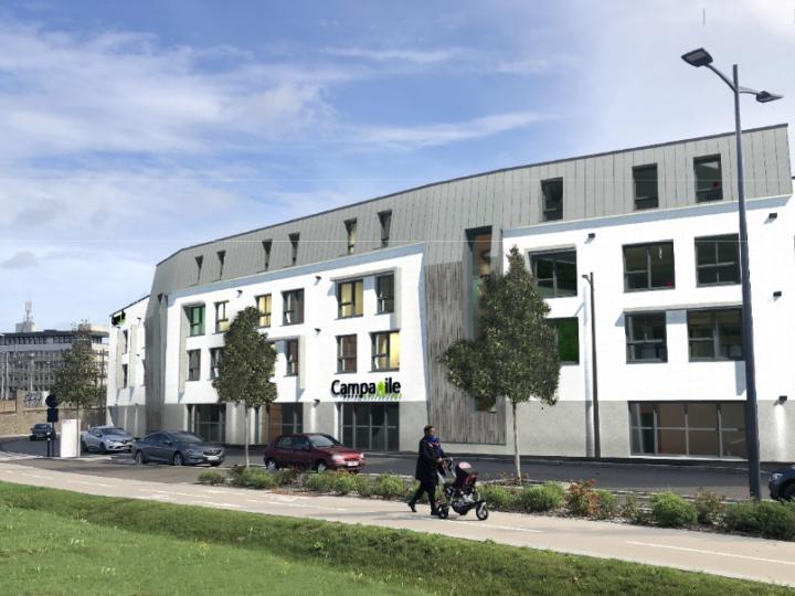 Lancement des travaux de requalification de l'Espace Carnot à Saint-Brieuc